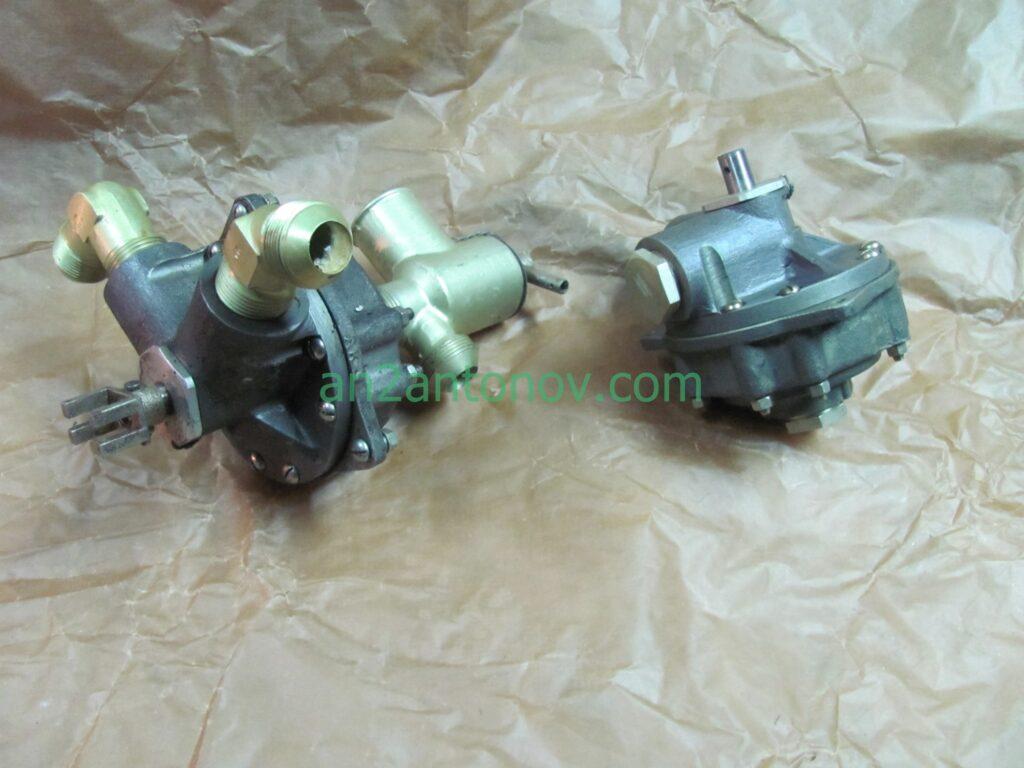 Zawór czteropołożeniowy, Four-way valve