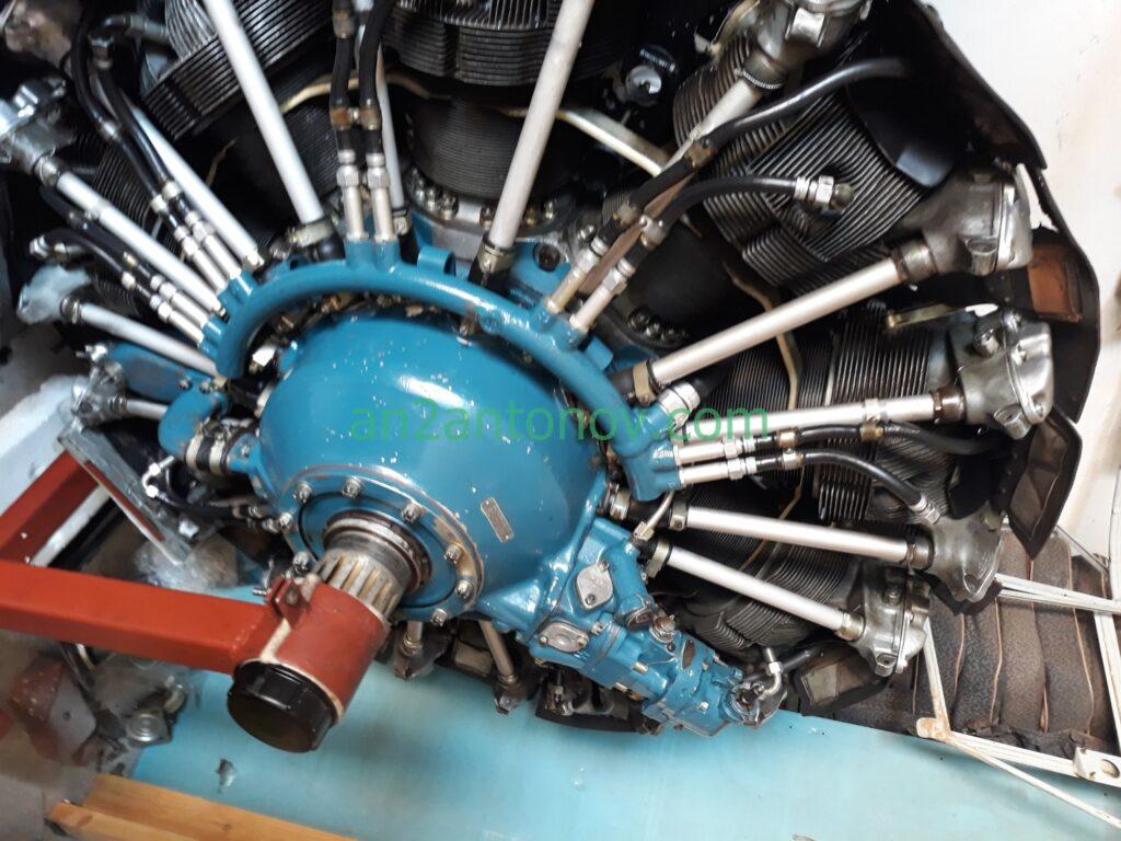Engine ASz-62IR