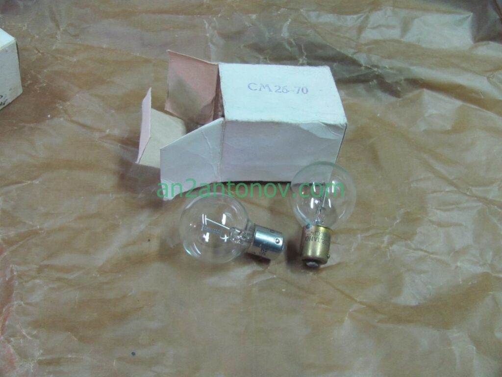 Żarówka, Lamp SM-26