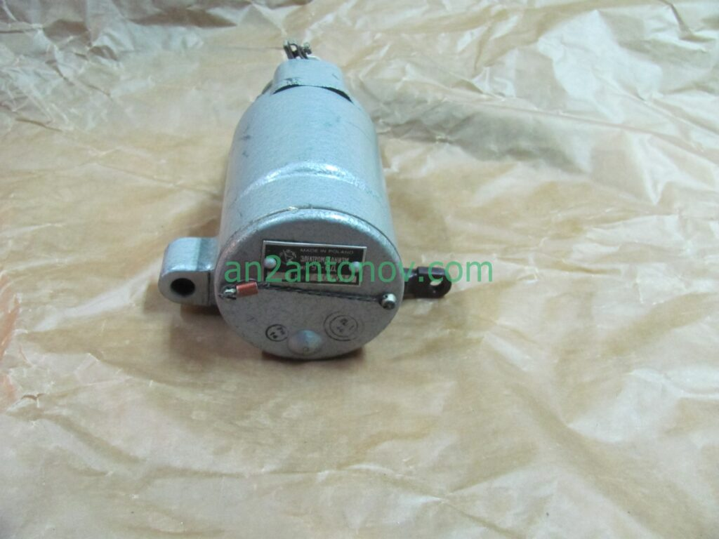 Elektromechanizm, Electrical gear UT-6D